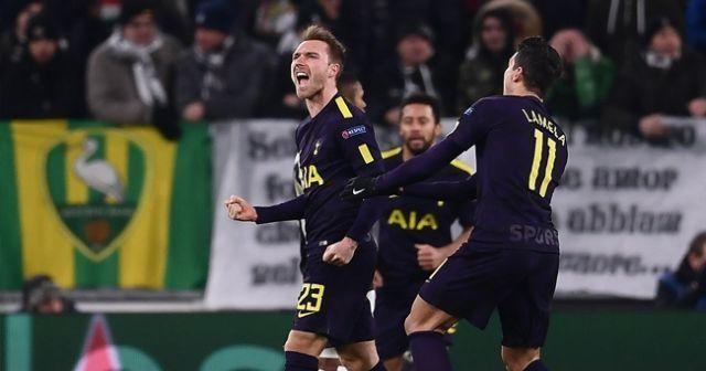 Tottenham, Torino'da avantajı kaptı