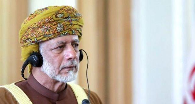 Umman Dışişleri Bakanı Bin Abdullah Filistin'de