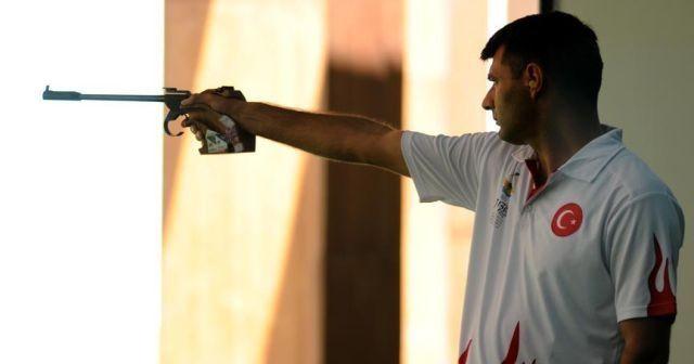 Yusuf Dikeç atıcılıkta Avrupa şampiyonu oldu