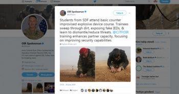 ABD, teröristlere verdiği eğitimleri açıkça paylaşıyor