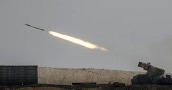 Afrin'de PKK/PYD mevzileri yerle bir edildi