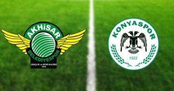 Akhisar Konyaspor  Maçı Özet izle   Akhisar Konyaspor maçı kaç kaç bitti