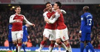 Arsenal 5-1 Everton Maçı Özeti ve Golleri izle | Arsenal Everton maçı kaç kaç bitti?
