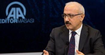 Bakan Elvan: Zeytin Dalı Harekâtı'nın bütçeyi daraltıcı etkisi olmayacak