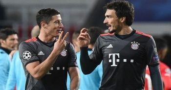 Bayern Münih idmanında gerginlik!