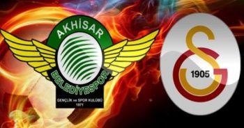 Akhisarspor Galatasaray Maçı Özet ve Golleri İzle   GS Akhisar Maçı Kaç Kaç bitti?