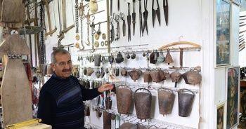 Emekli öğretmen evini müzeye çevirdi