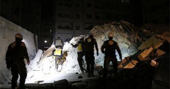 Esed'den hastane ve camilere hava saldırısı