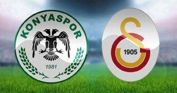 Konyaspor Galatasaray maçı Özet ve golleri İzle   Konyaspor GS maçı kaç kaç bitti