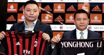 Milan'ı satın alan Çinli iş adamı iflas etti