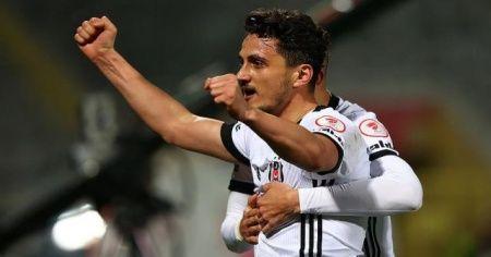 Beşiktaş'ta Mustafa Pektemek, ligde formayı zorluyor
