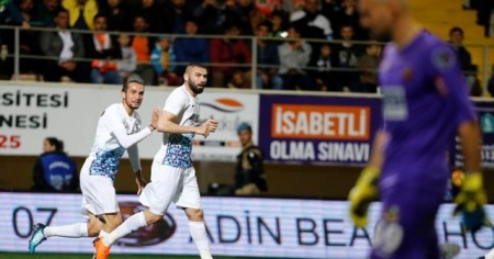 ÖZET İZLE Alanyaspor 1-2 Trabzonspor maçı Geniş Özeti Golleri İzle! Alanya Trabzonspor maçı kaç kaç bitti?