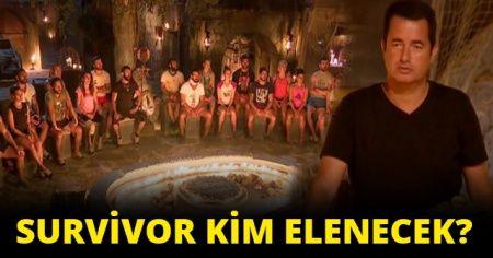 Survivor All Star kim elendi SMS Sonuçları   Survivor 2018'de Elenen isim belli oldu