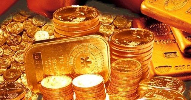 Altın fiyatlarında son durum rakamları
