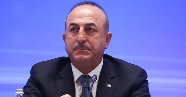 Bakan Çavuşoğlu'ndan tokat gibi sözler: O ağza cevap vermem