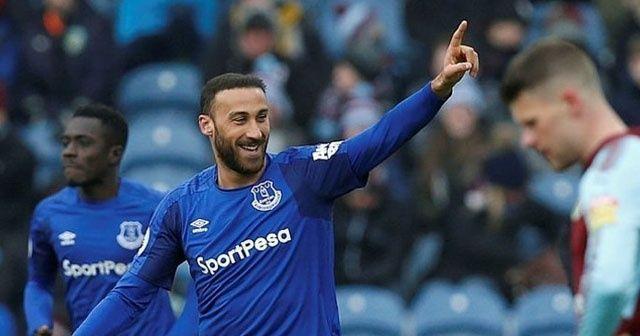 Burnley Everton kaç kaç bitti? Burnley Everton özet ve golleri izle! (Cenk Tosun gol izle)