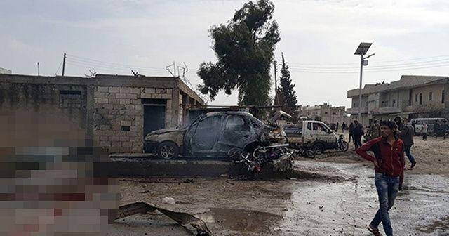 Cerablus'ta bombalı araç patlatıldı: 6 ölü