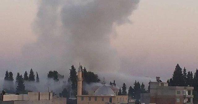 Cerablus'ta bombalı saldırı, çok sayıda yaralı var