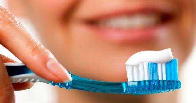 Dişlerinizi fırçalamadan önce bir düşünün