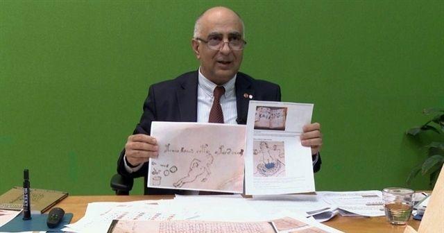 Dünyanın en gizemli kitabındaki sırrı Türk dil bilimci çözdü
