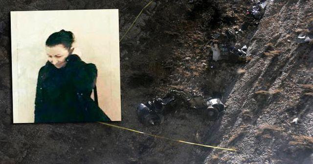 Düşen uçağın pilotunun son ses kaydı ortaya çıktı