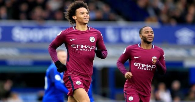 Everton Manchester City maçı özeti golleri | Everton City Maçı kaç kaç bitti?