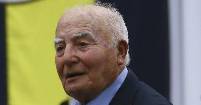 Fenerbahçe'nin eski futbolcusu Halit Deringör 95 yaşında vefat etti