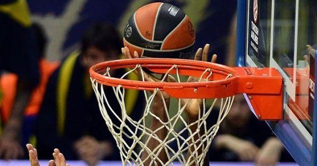 FIBA Şampiyonlar Ligi'nde çeyrek final heyecanı başlıyor