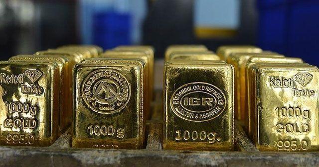 Gram altının fiyatı 171 liranın üzerine çıktı