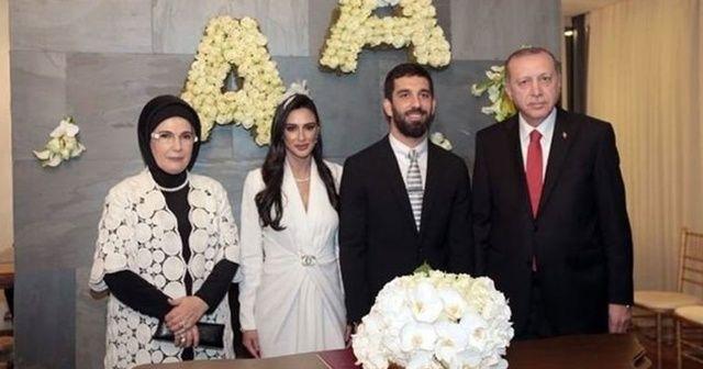 İşte Erdoğan ailesinin nikah takısı