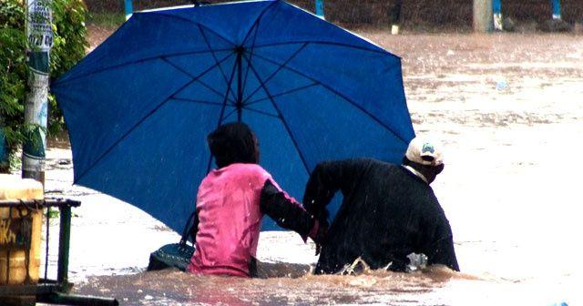 Kenya'da aşırı yağışlar nedeniyle 16 kişi hayatını kaybetti