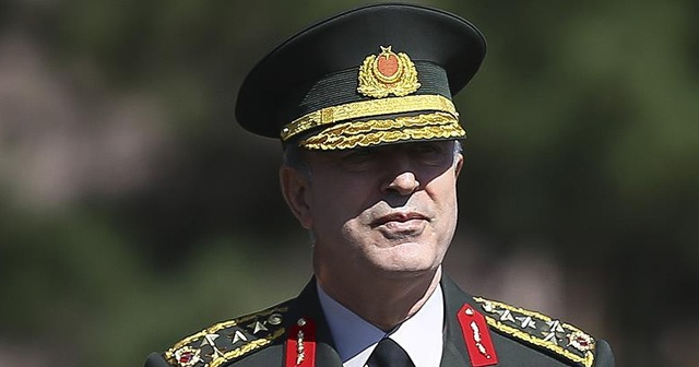 Orgeneral Akar'dan askeri tıp camiasına kutlama