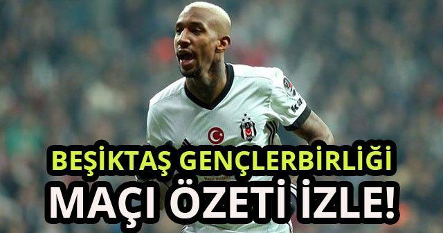 ÖZET İZLE Beşiktaş Gençlerbirliği Maçı Özeti Golleri İzle! Beşiktaş Gençlerbirliği Maçı Kaç Kaç Bitti?