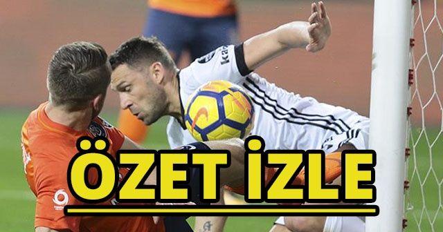 ÖZET İZLE Medipol Başakşehir 1-0 Beşiktaş Maçı Geniş Özeti Golleri İzle   Başakşehir-BJK Maçı Kaç Kaç bitti?