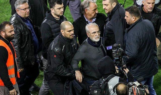 PAOK'a ceza yağdı
