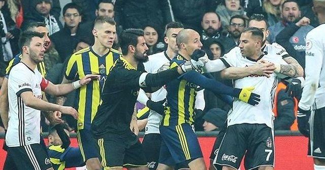 Quaresma, Beşiktaş ve Fenerbahçe PFDK'ya sevk edildi
