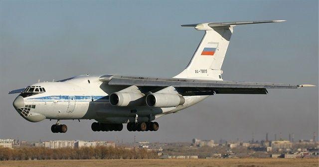 Rus uçağı hava sahasını iptal etti!