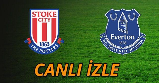 Stoke City 1-2 Everton maçı özeti ve golleri izle | Stoke City Everton maçı kaç kaç bitti? | Cenk Tosun gollerini izle