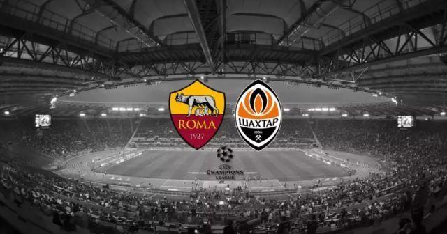 Roma 1-0 Shakhtar Donetsk maçı Özet izle | Roma Shakhtar Donetsk maçı kaç kaç bitti?