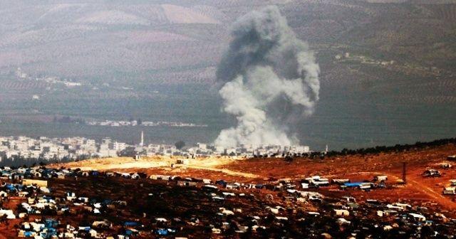 TSK'dan açıklama: Afrin şehir merkezi kuşatıldı