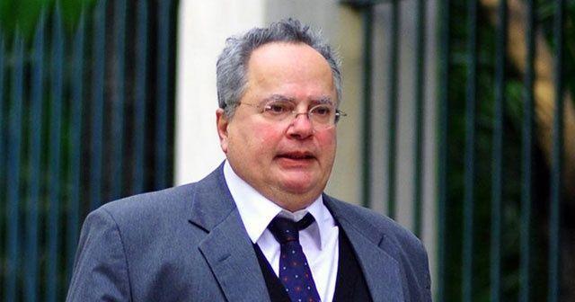 Yunanistan Dışişleri Bakanı'na içinde mermi bulunan tehdit mektubu gönderildi