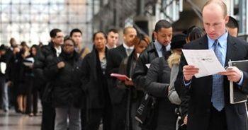 ABD'de işsizlik başvuruları bekletiyi aştı