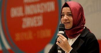 Aile Bakanı Kaya: Yüksek sezaryen oranını düşürmkete kararlıyız