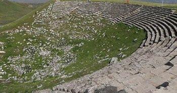 Antik tiyatro 1600 yıl sonra tekrar ayağa kaldırılacak