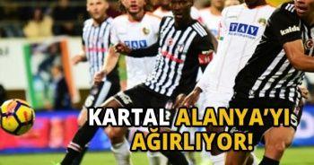 Beşiktaş 1-0 Alanyaspor Maçı ÖZET İZLE   Beşiktaş Alanyaspor kaç kaç bitti ?   BJK Alanya maçı geniş özet