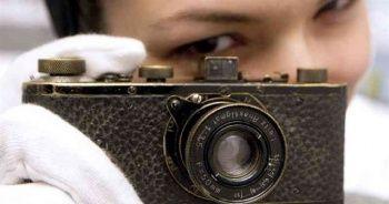 Dünyanın en pahalı fotoğraf  makinesi   Dünyanın en pahalı fotoğrafının fiyatı