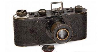 Dünyanın en pahalı fotoğraf makinesi, rekor fiyata satıldı