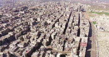 Esad rejimi yine saldırdı! Çok sayıda kişi öldü