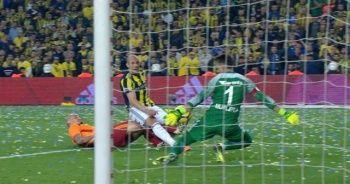 Fenerbahçe Galatasaray maçı özeti izle! Kadıköy'de nefes kesen derbi