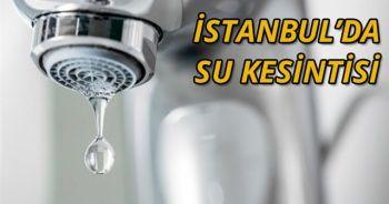 İSKİ arıza telefon numarası | İstanbul'da suların kesildiği ilçeler | İstanbul sular ne zaman düzelecek